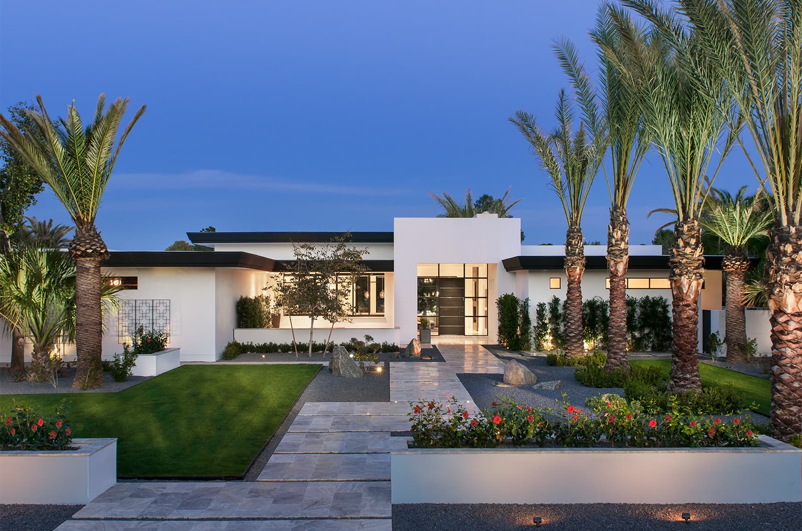 Balinese Style House With An Outdoor Resort Feel