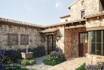 Rural Mediterranean Transitional